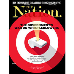 The Nation Magazine Subscription