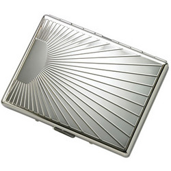Personalized Single-Sided Cigarette Case