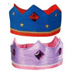 Children's Silk Reversable Royal Crown