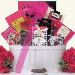 Sweet & Trendy Mother's Day Gourmet Gift Basket