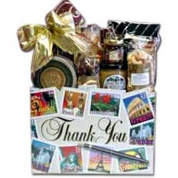 Big Wisconsin Thank You Gift Box