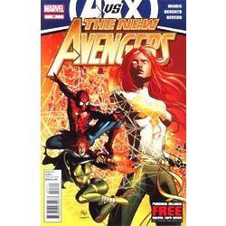 New Avengers Magazine