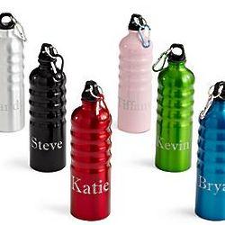 Personalized Aluminum Sports Bottles