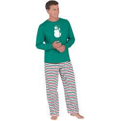 Holiday Stripe Pajamas for Men