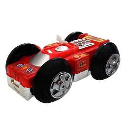 Rowdy Race Car Wind Up Toy