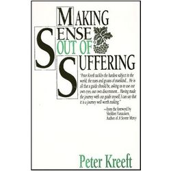 Making Sense Out of Suffering Book