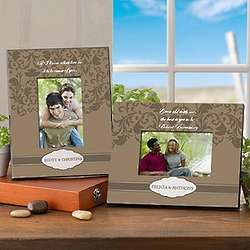 Our Love Personalized Romantic Picture Frame