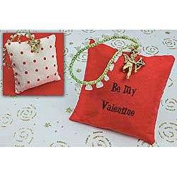 Be My Valentine Sachet