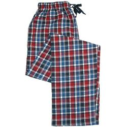 Men's Woven Plaid Sleep Pants