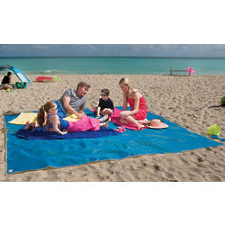 Four Person Beach Mat