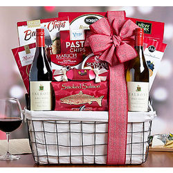 Talbott Vineyards Kali Hart Duet Gift Basket