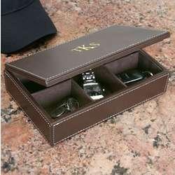 Men's Dresser Valet Box