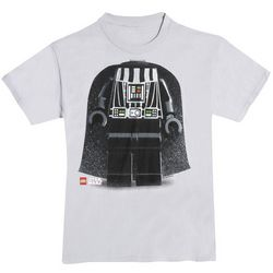 Star Wars Darth Vader Lego Boy's T-Shirt