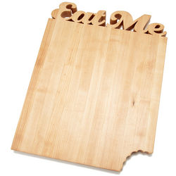 Eat Me Serving Board