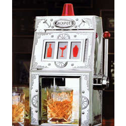 casino slot liquor dispenser
