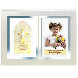 Framed First Communion Godchild Poem