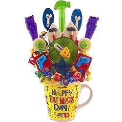 Tool Time Dad Lollipop Bouquet