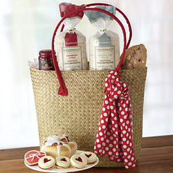 Sweetheart Breakfast Tote
