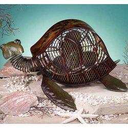 Sea Turtle Figurine Fan