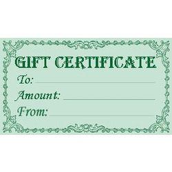 Bas Bleu Gift Certificate