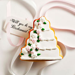 Edible Mara Cake Cookie Card