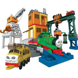Mega Bloks Thomas and Friends Buildable Playset