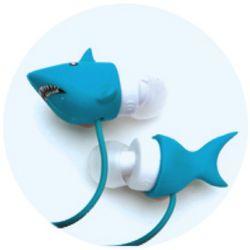 Shark Earbuds