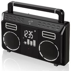 Bluetooth Retro Portable Boombox