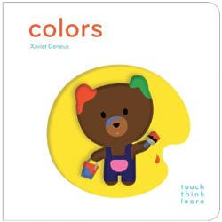 TouchThinkLearn: Colors Children's Book