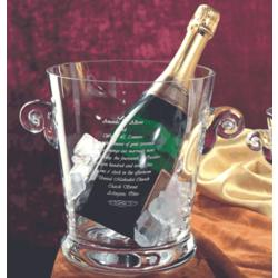 Crystal Celebration Champagne Bucket