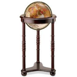 Lancaster Floor Globe