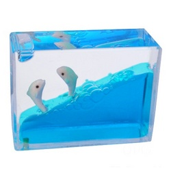Mini Dolphin Paperweight