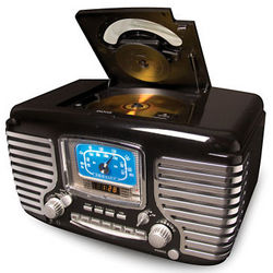 Corsair CD and Radio Alarm Clock