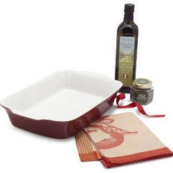 Stoneware Baker Gift Set