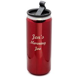 Personalized Can Design Travel Mug
