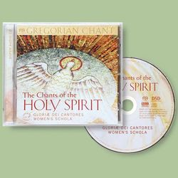The Chants of the Holy Spirit CD