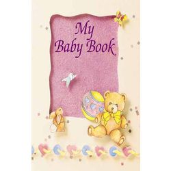Personalized My Baby Book
