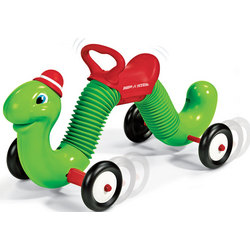 The Inchworm Ride-On Toy