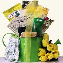 Garden Serenity Mother's Day Gardening Gift Basket