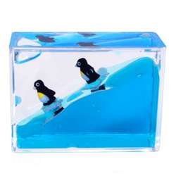 Mini Penguin Paperweight