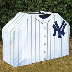 MLB Licensed Uniform Gas Grill Cover