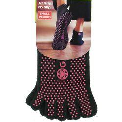 Small/Medium No-Slip Yoga Socks