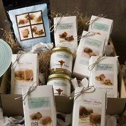 Deluxe Gourmet Caramel Assortment Gift Box