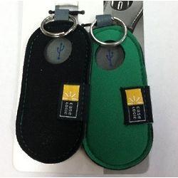 USB Flash Drive Case Key Chain