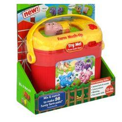 Farm Mash-Up Toy
