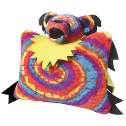 Grateful Dead Teddy Bear Pillow