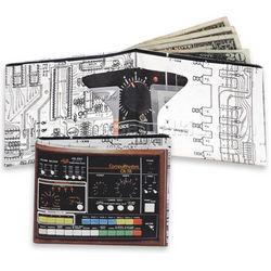 Drum Machine Sonic Musical Wallet