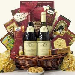 Jadot Duet Wine Gift Basket