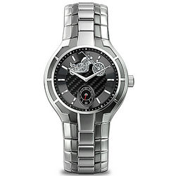 Open Road Two-Tone Stainless Steel Men's Watch