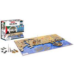 Dubai 4D Cityscape Puzzle